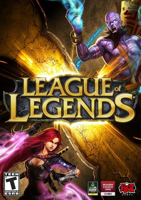 League of Legends Download Cover Free Game