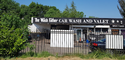 The Wash Father in Edgeley
