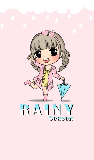 Unna rainy season theme