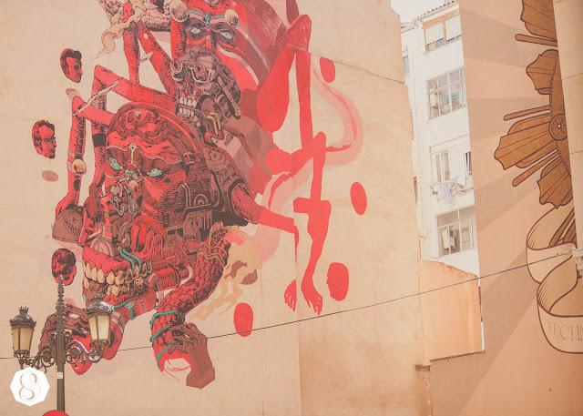 Street Art By Mexican Artist Smithe In Spain For Asalto Urban Art Festival 2013. 6