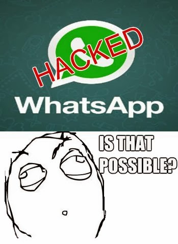 can someone else can hack my whatsapp account?