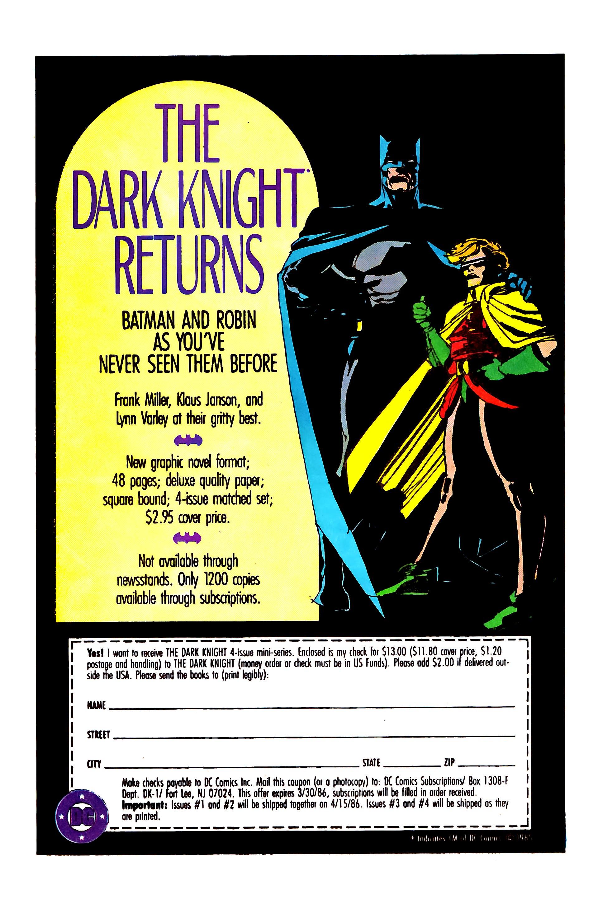 Read online Secret Origins (1986) comic -  Issue #2 - 13