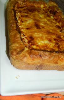 Πίτα με ανθότυρο στην κορνίζα!-Anthotiro pie in...a frame!