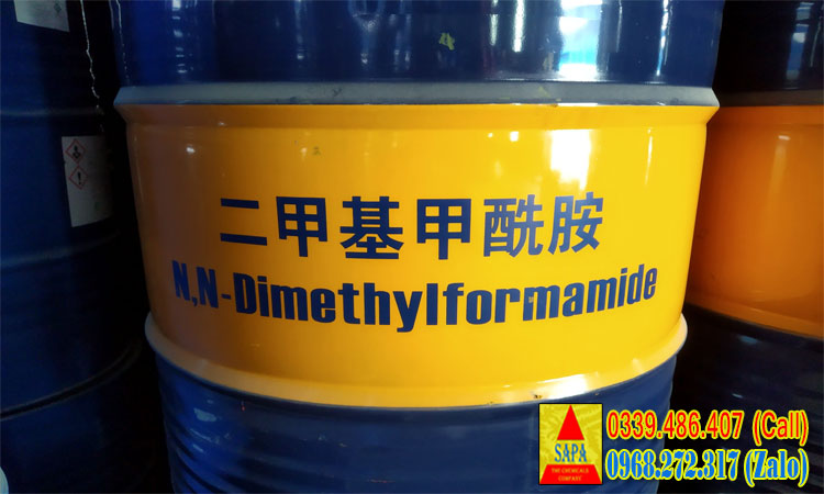 Dung môi n-n Dimethylformamide (DMF)