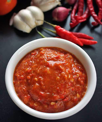 Resep Sambal Tomat