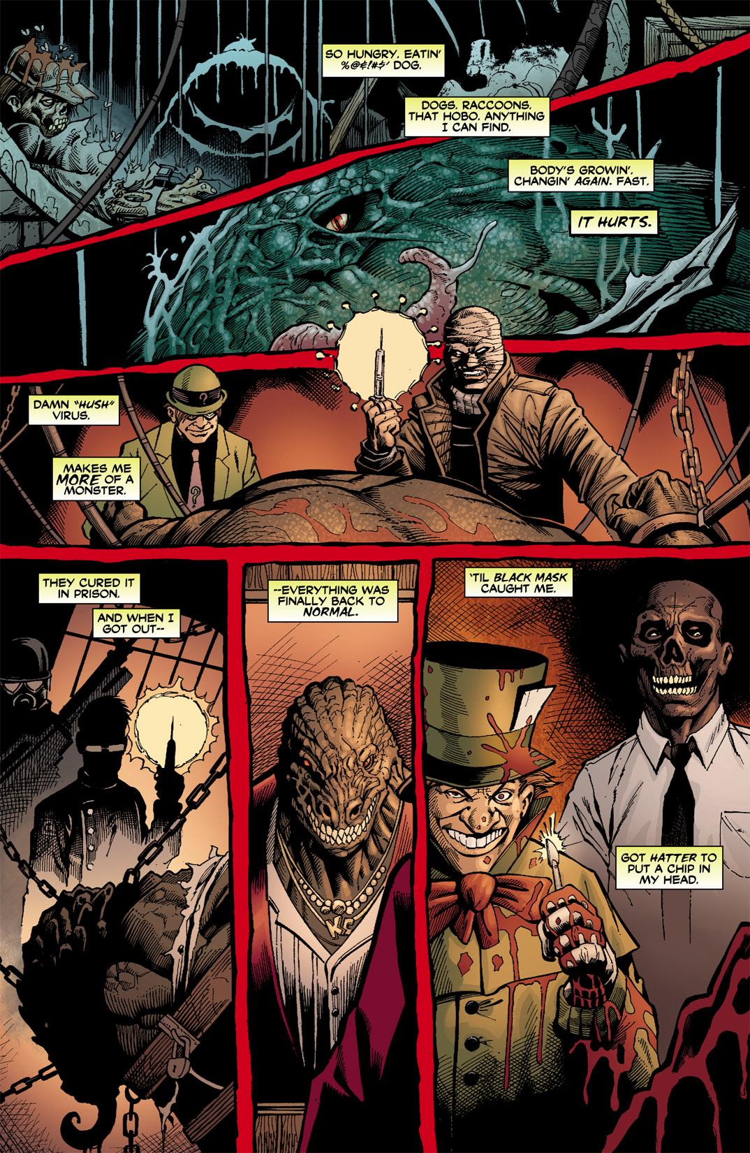 Detective Comics (1937) 808 Page 24