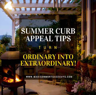 Summer Curb AppealTips