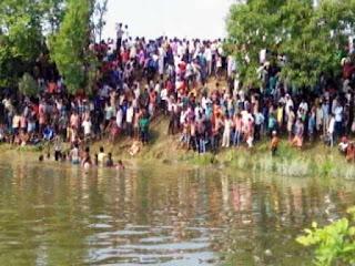 5-girl-killed-in-pond-darbhanga