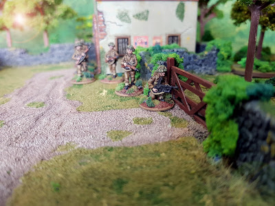 20mm AB Figures British Normandy WW2