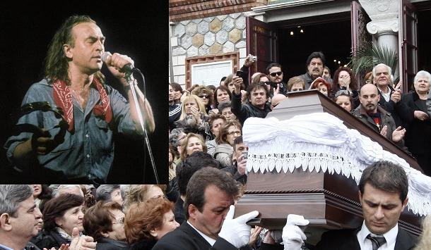 ΕΙΚΟΝΕΣ ΝΤΡΟΠΗΣ - Δείτε πως είναι σήμερα ο τάφος του Νίκου Παπαζογλου (photos)