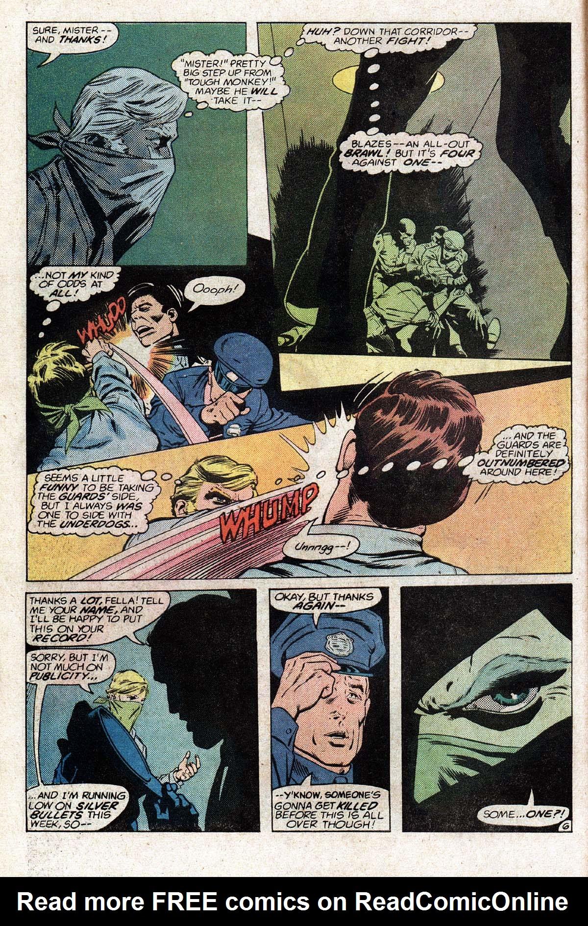 Read online World's Finest Comics comic -  Issue #276 - 22