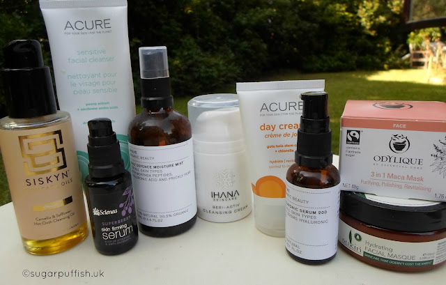 Natural and Organic Facial Skincare