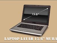 Dua Pilihan Laptop Asus Layar 15,6 Inci Murah Harga 3-4 Juta