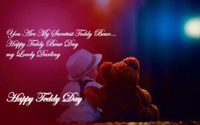 Happy Teddy Day Wishes 2017