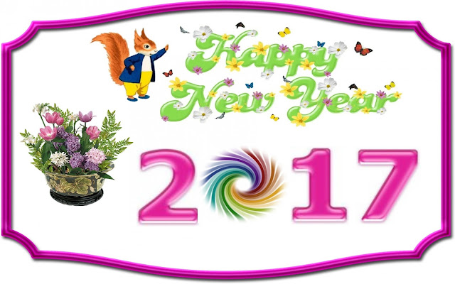 Happy New Year HD Images 2017 to wish new year to friends and family on Christmas