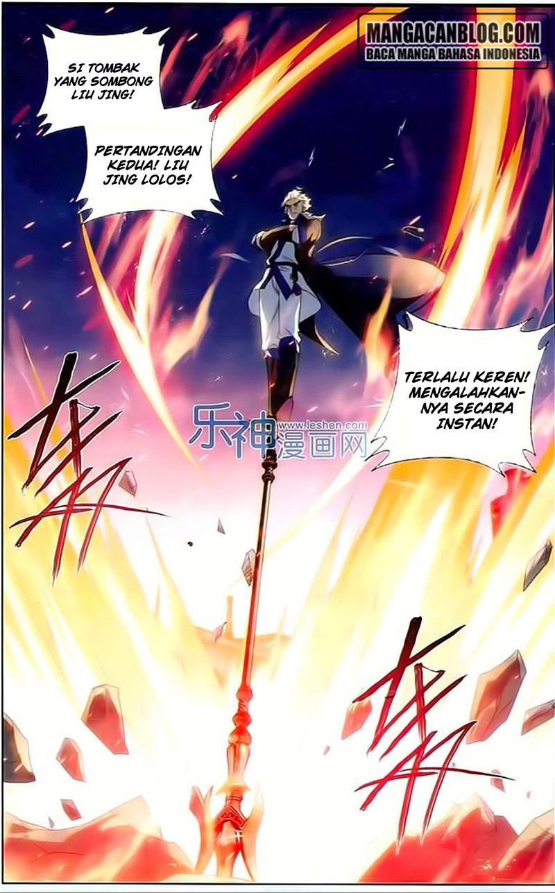 Battle Through the Heavens Chapter 147-43