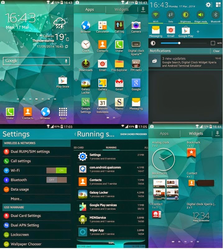 Download Custom Rom Samsung S5 For Andromax G ••▷ SFB