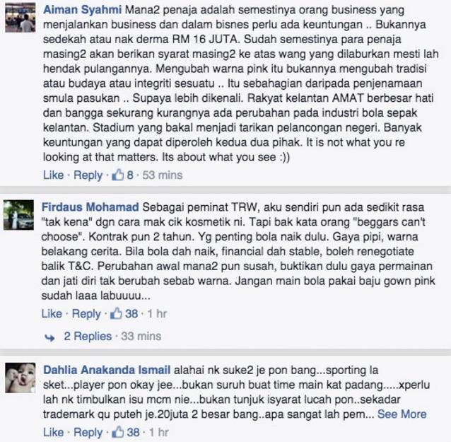 Luahan Afdlin Shauki kecewa Qu Puteh ubah budaya pasukan bola sepak Kelantan