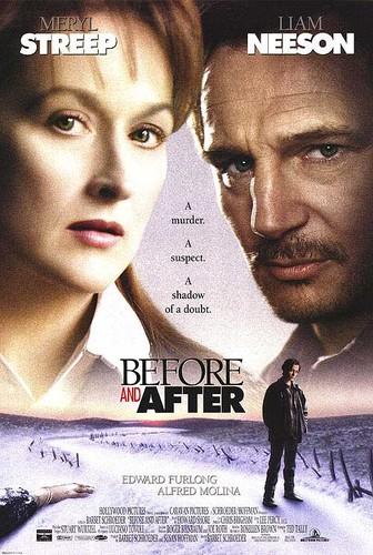 Antes y después (1996) [BRrip 1080p] [Latino] [Drama]