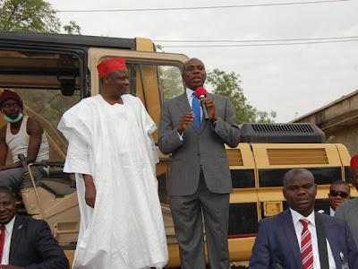 Gov. Kwankwaso and Rotimi Amaechi