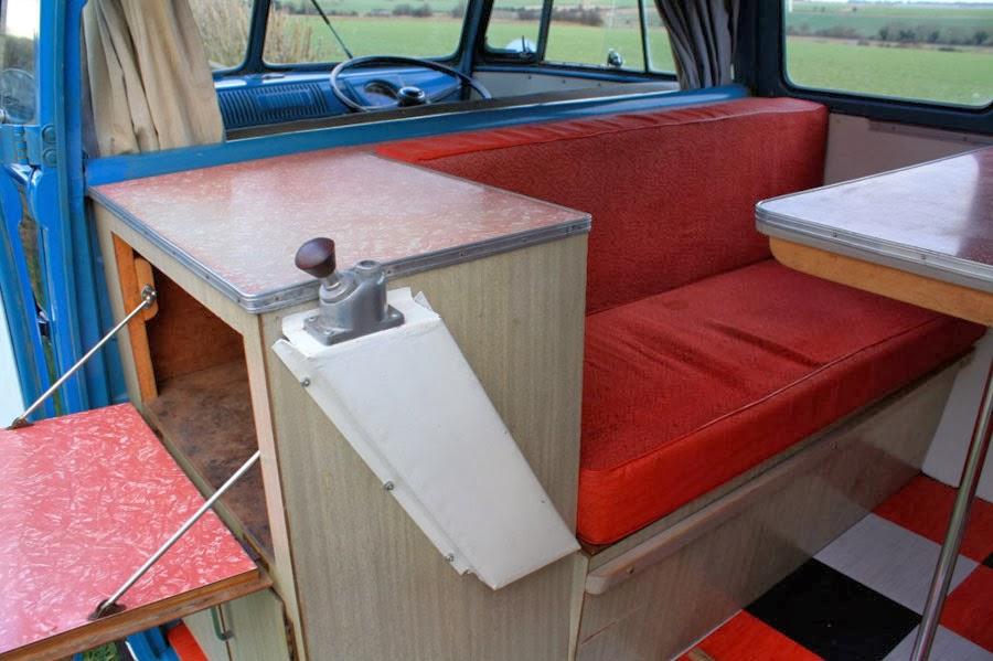 Australian 1960 Vw Split Screen Camper Van Vw Bus
