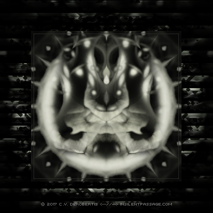 Derivative by Design - Series 1: Bat Bunny Copyright 2017 Christopher V. DeRobertis. All rights reserved. insilentpassage.com