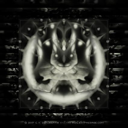 Derivative by Design - Series 1: Bat Bunny Copyright 2017 Christopher V. DeRobertis. All rights reserved. insilentpassage.com