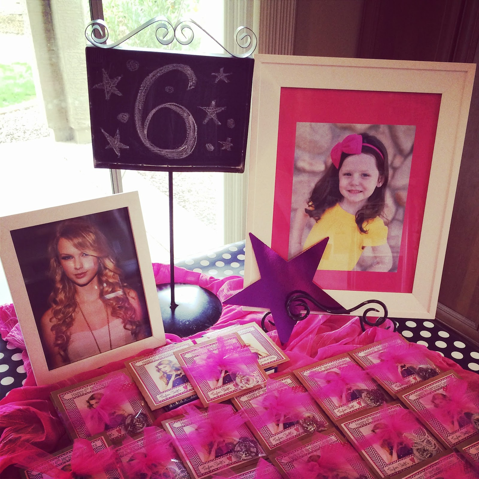 Marci Coombs A Taylor Swift Themed Birthday Bash