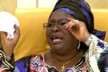 Again Court Freezes Patience Jonathan's Account of $5.9m