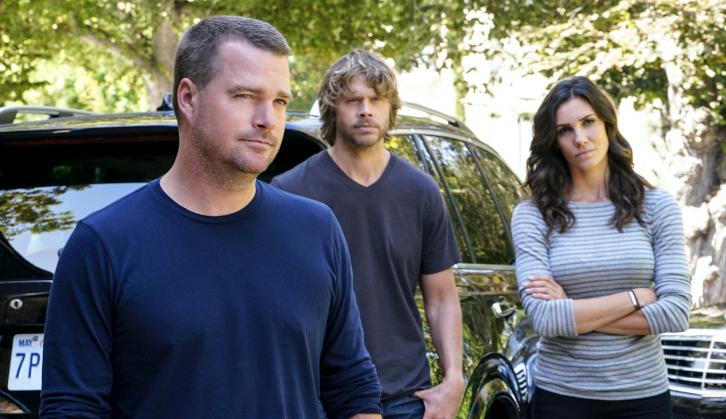 NCIS: Los Angeles - Episode 9.09 - Fool Me Twice - Promotional Photos & Press Release