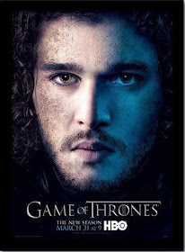 Prossimamente in visione - Game of Thrones 3