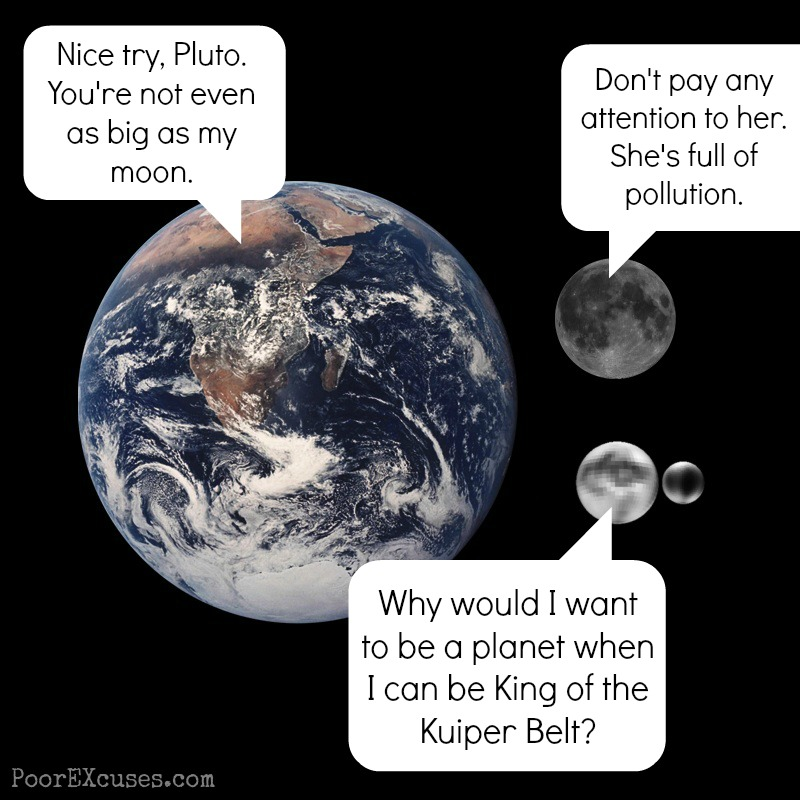 Dwarf Planet Poor Pluto (page 4) - Pics about space