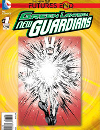 Green Lantern: New Guardians: Futures End