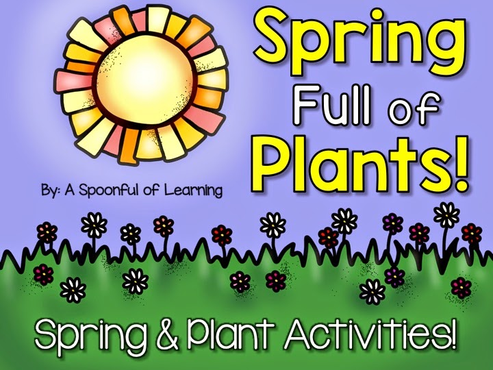 All About Spring and Plants!
