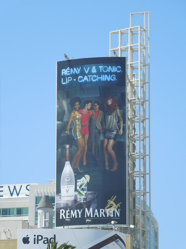 Remy Martin Tonic billboard