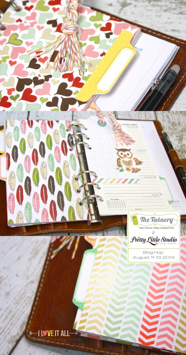 #filofax #planner #oragnization #dividers