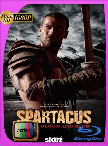 Spartacus  Temporada 1-2-3-4HD [1080p] Latino [GoogleDrive] TeslavoHD