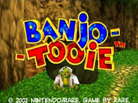 Here is the sequel to #BanjoKazooie #BanjoTooie! #Nintendo64 #N64