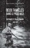 Deux familles dans le piège nazi