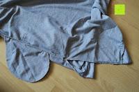 innen: Yidarton Frauen Lange Aermel Double Split Hoodie Pullover Pockets Sweater Kapuzenpullover