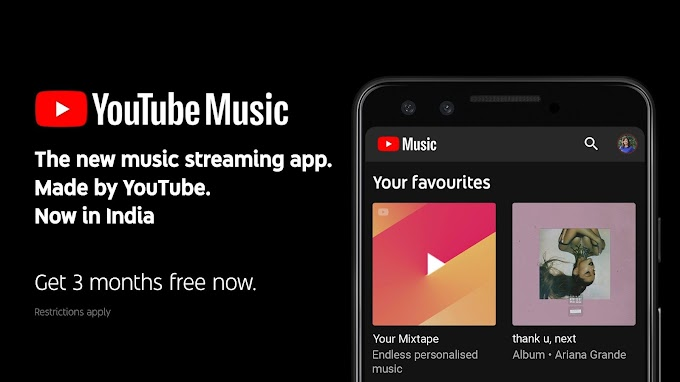 YouTube Music and YouTube Premium launch in india