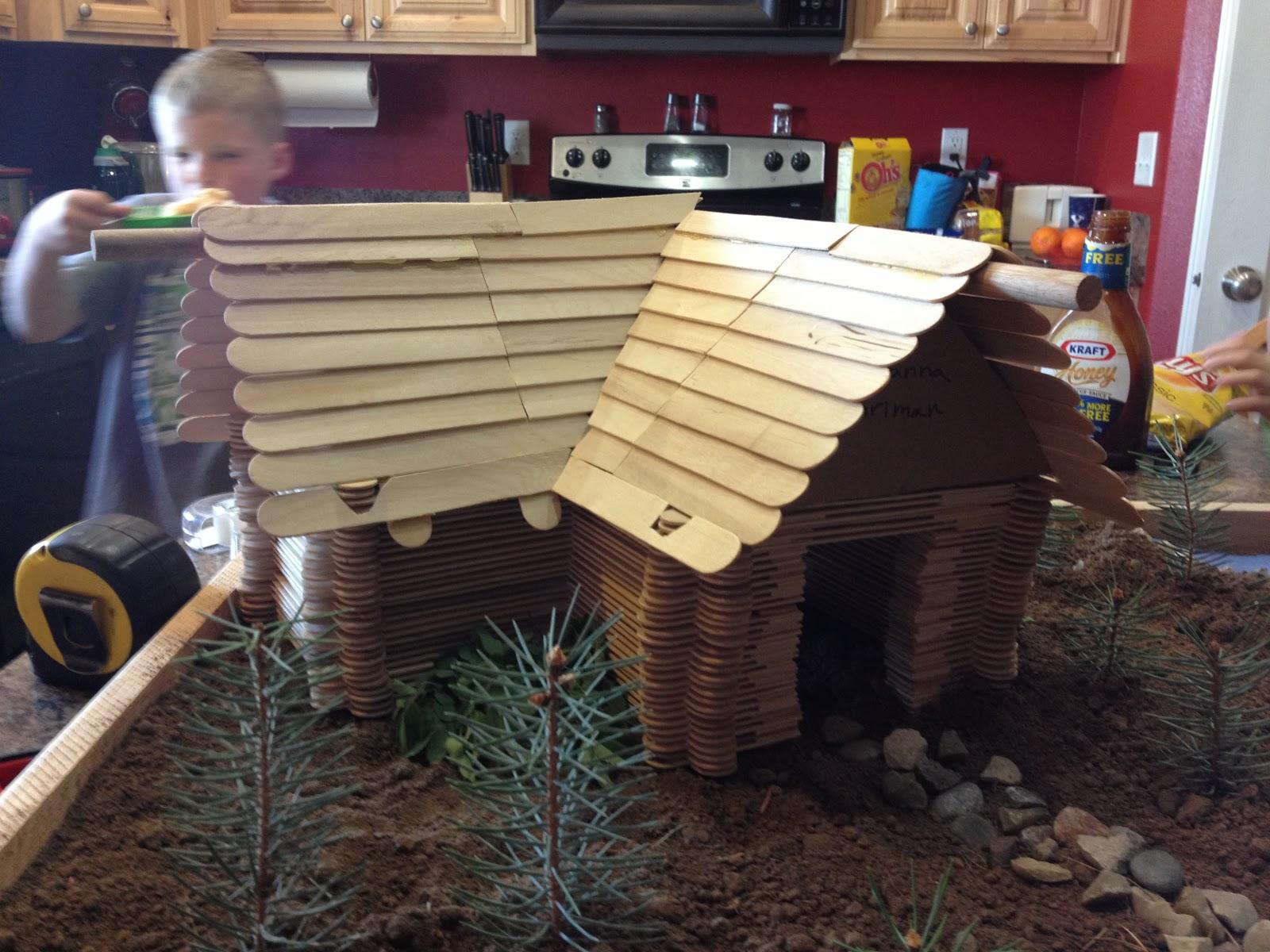 Rachel Fuhriman Savanna S 4th Grade Idaho History Project