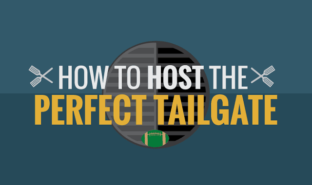 How to Host the Perfect Tailgate