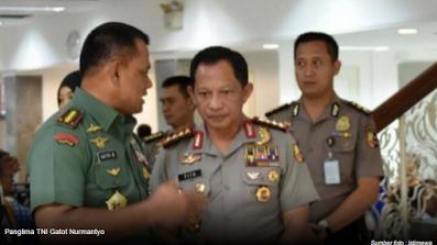 Jika Kapolri tak Tegas, Panglima TNI Diminta Turun Tangan Tertibkan Ulah Ahokers
