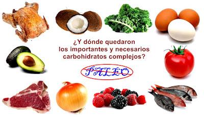 Dieta paleo salud nutrición