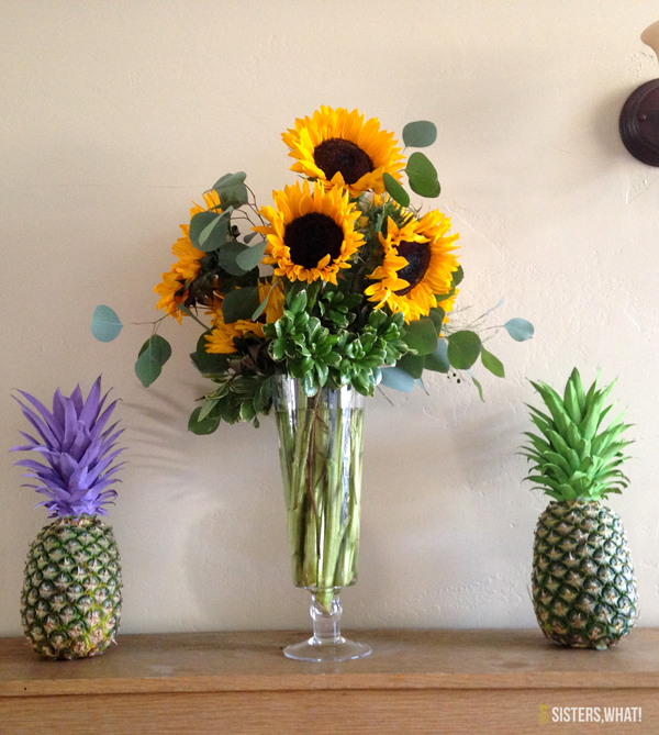 Pineapple Themed party