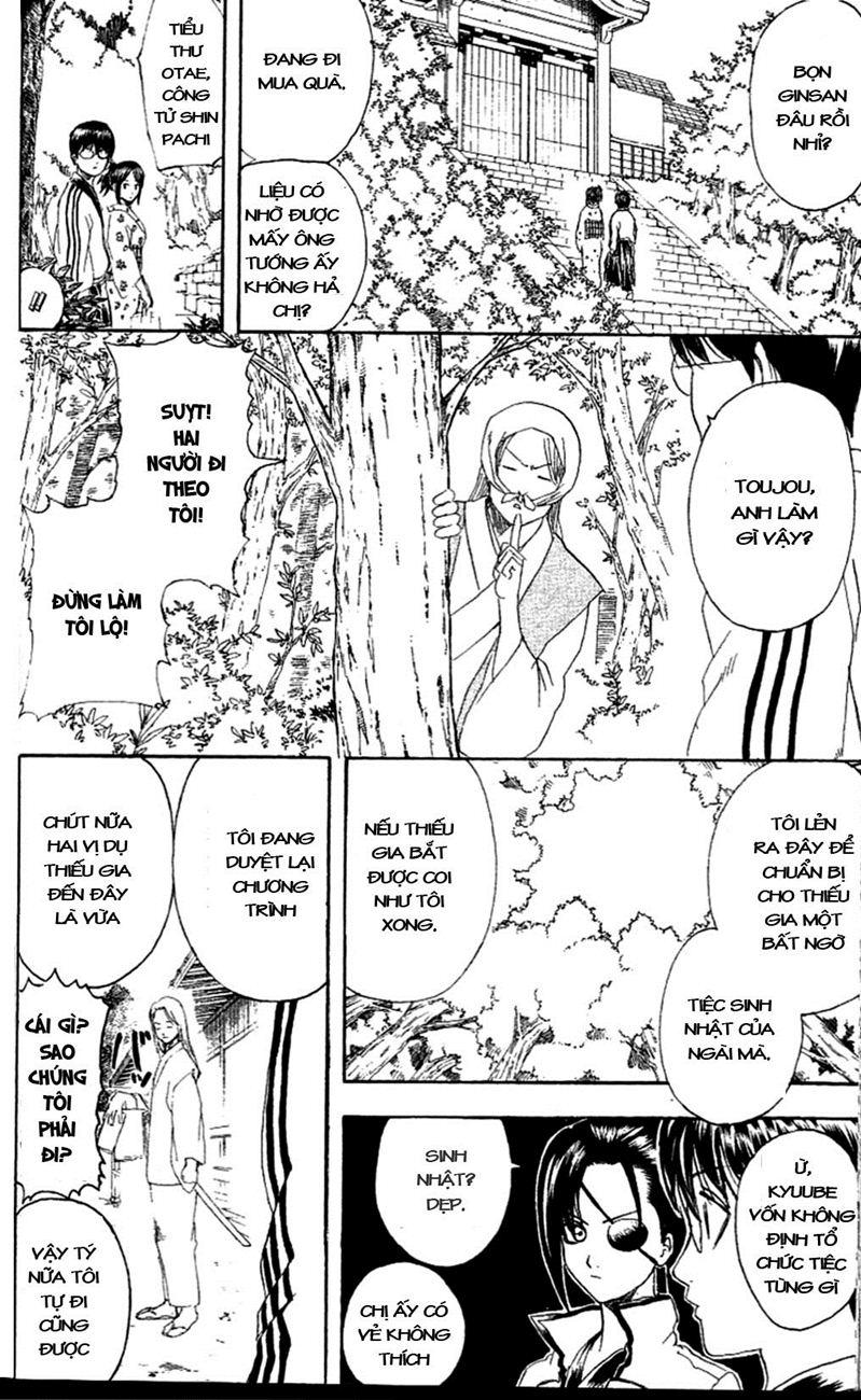 Gintama Chap 236 page 4 - Truyentranhaz.net