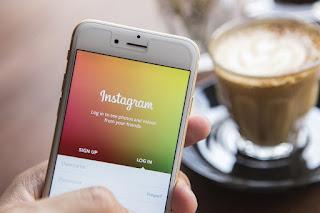 ¡El blog está en Instagram!