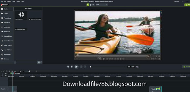 Download Camtasia Studio PC