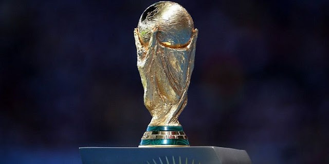 JADUAL PIALA DUNIA 2018  - WORLD CUP RUSIA 2018